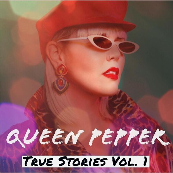 Cover art for True Stories, Vol. 1
