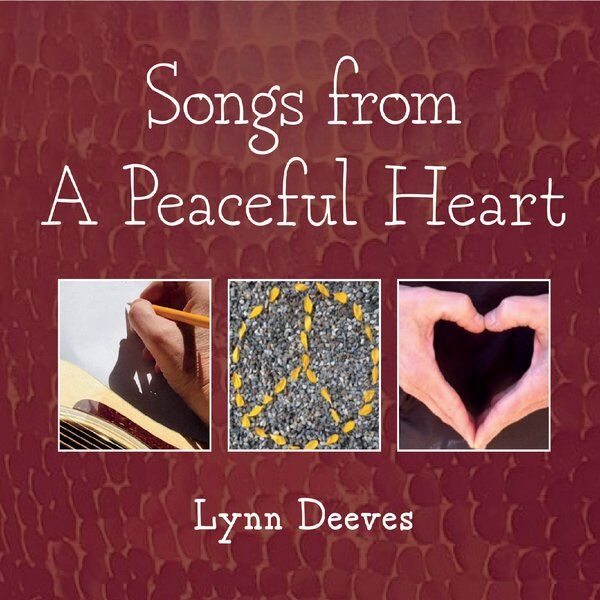 Cover art for Songs from a Peaceful Heart