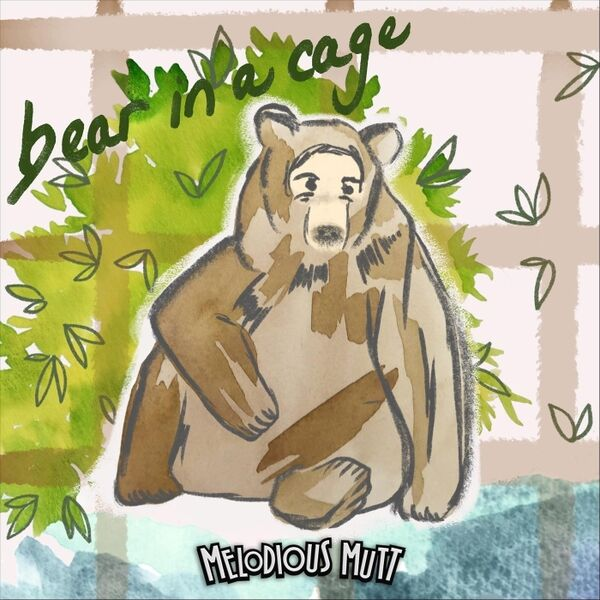 Cover art for Bear in a Cage