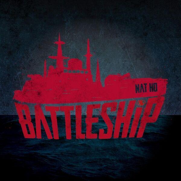 Cover art for Battleship