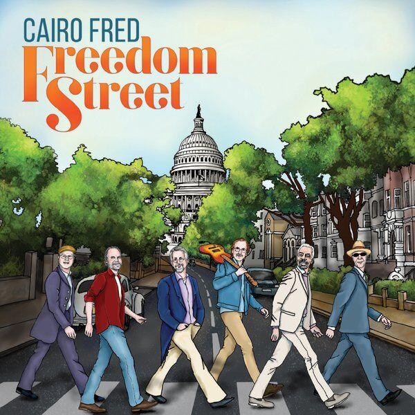 Cover art for Freedom Street
