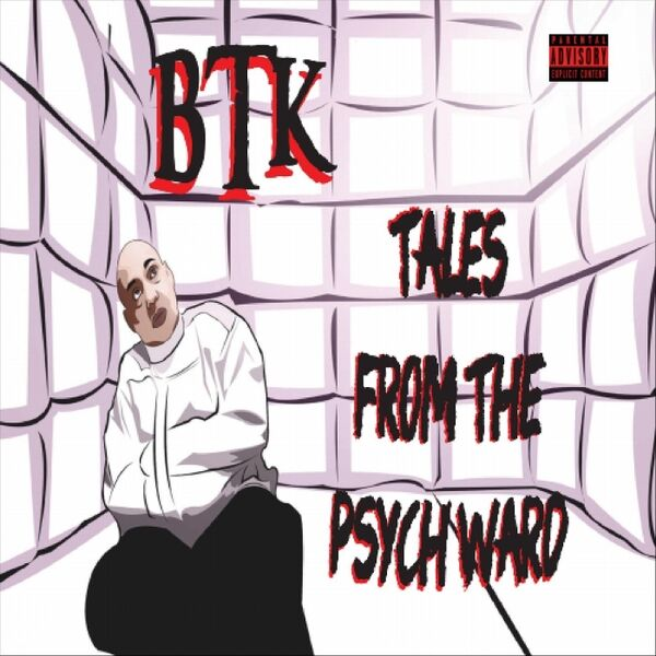 Cover art for Tales from the Psych Ward