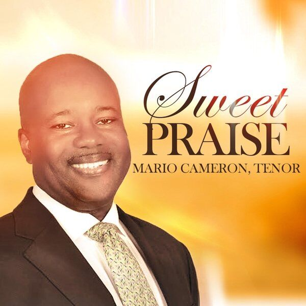 Cover art for Sweet Praise