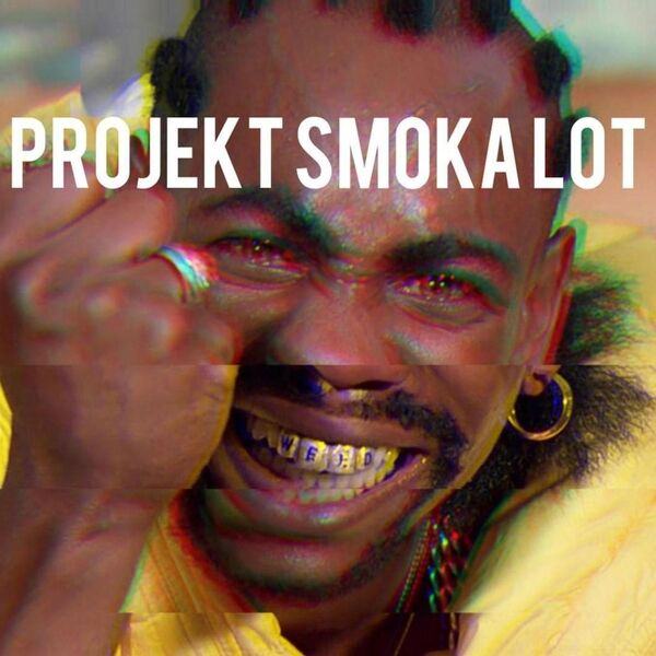 Cover art for Projekt Smokalot
