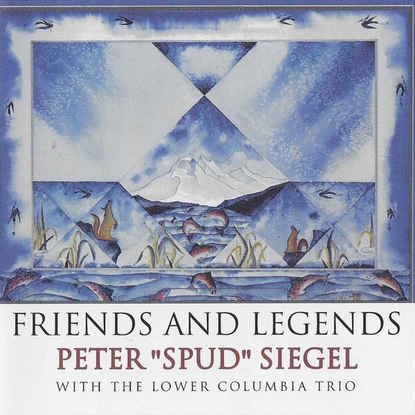 Cover art for Friends and Legends