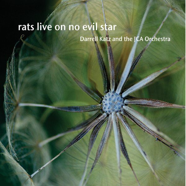 Cover art for Rats Live on No Evil Star