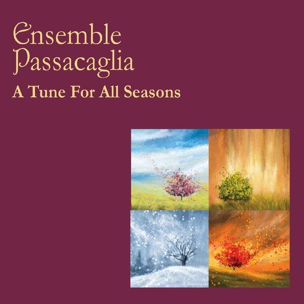 Cover art for A Tune for All Seasons