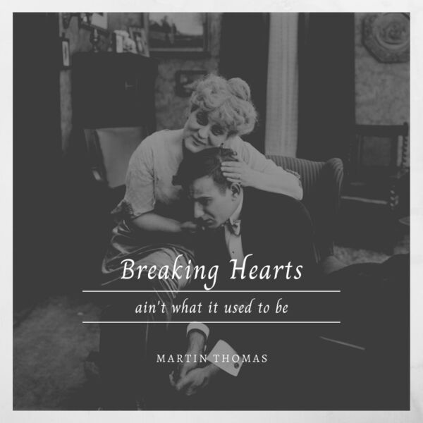 Cover art for Breaking Hearts (Ain't What It Used to Be)