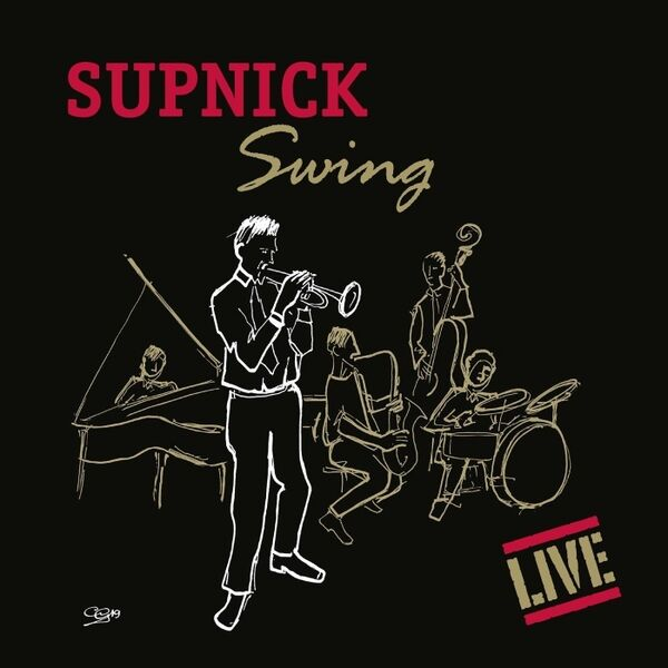 Cover art for Supnick Swing Live