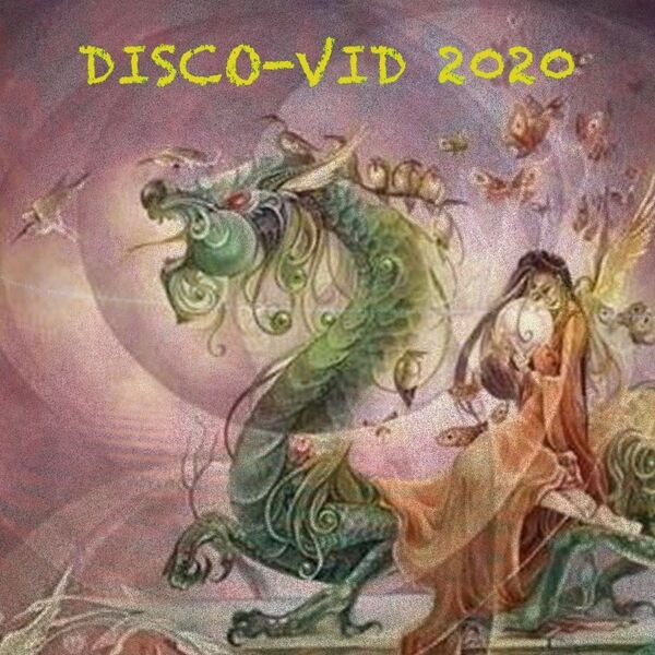 Cover art for Disco-Vid 2020