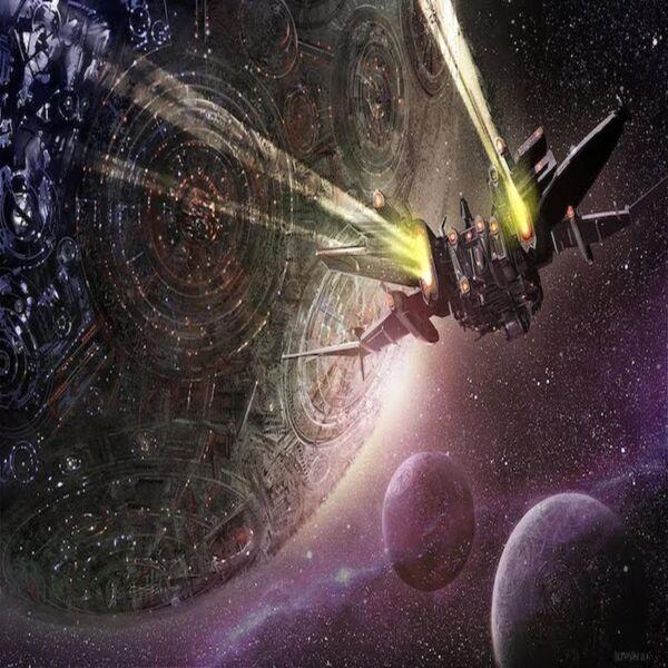 Cover art for Trantor (Stars End)