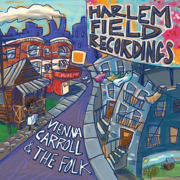 Cover art for Harlem Field Recordings