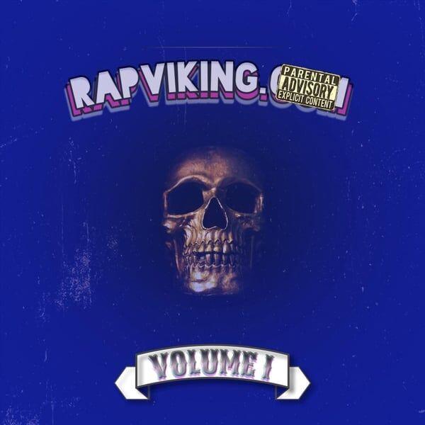 Cover art for Rapviking, Vol. I