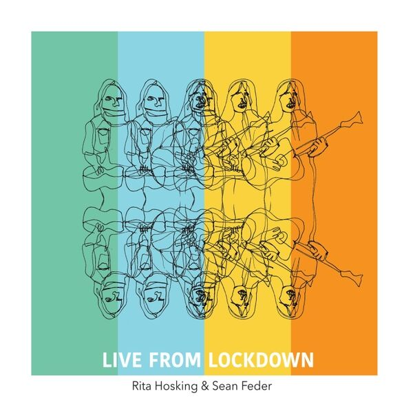 Cover art for Live from Lockdown