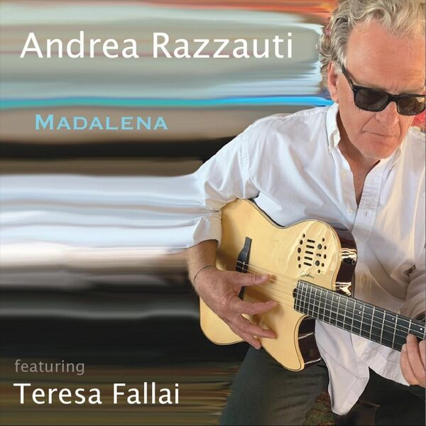Cover art for Madalena