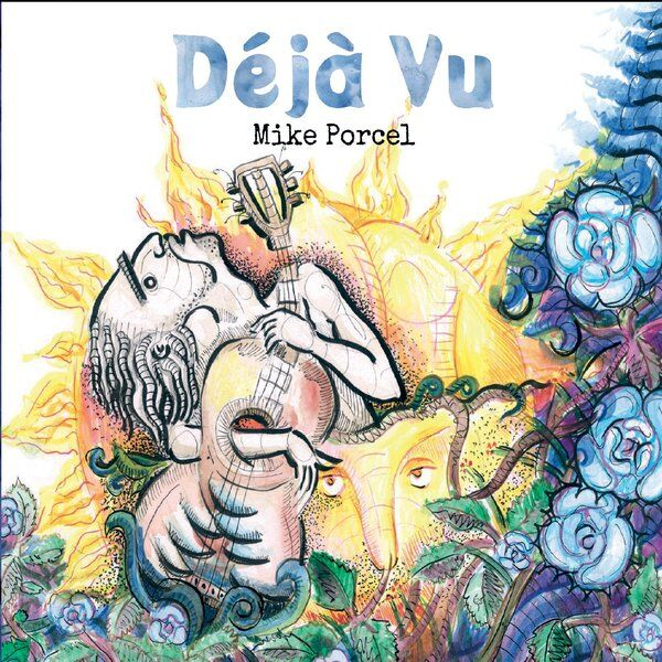 Cover art for Deja Vu