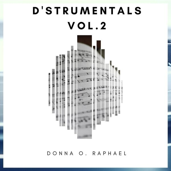 Cover art for D'strumentals, Vol. 2