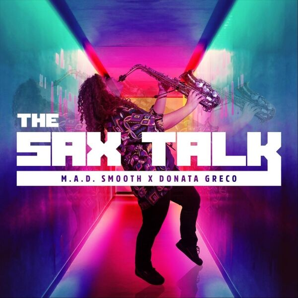 Cover art for The Sax Talk