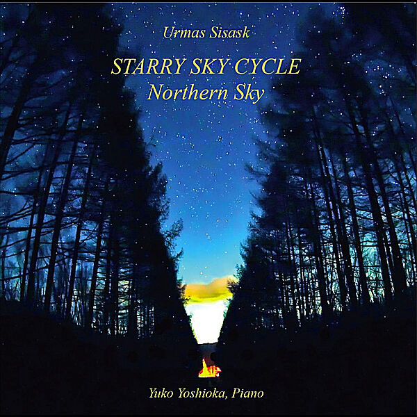 Cover art for Urmas Sisask: Starry Sky Cycle Northern Sky
