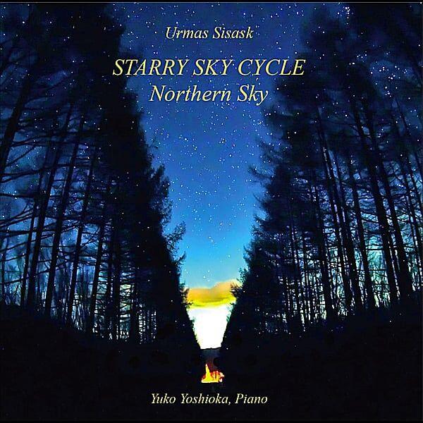 Cover art for Urmas Sisask: Starry Sky Cycle Northern Sky