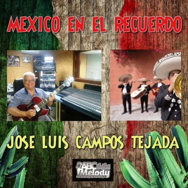 Cover art for México en el Recuerdo