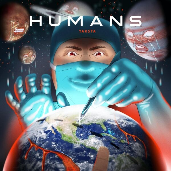 Cover art for Humans