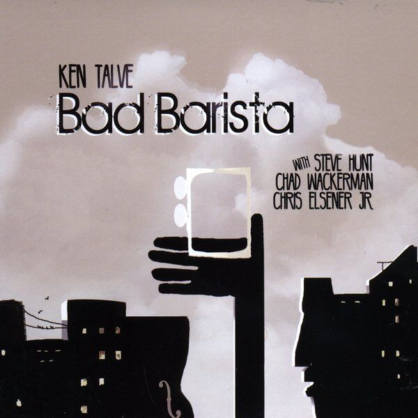 Cover art for Bad Barista