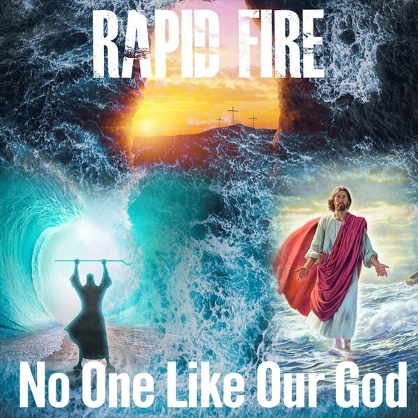 Cover art for No One Like Our God