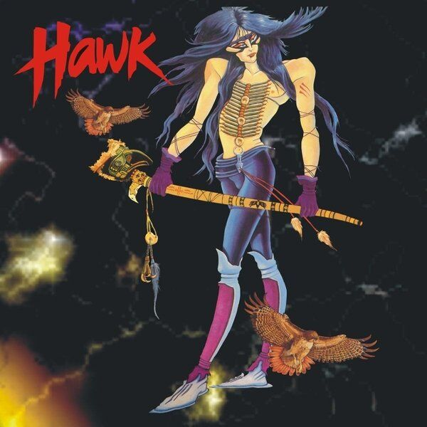Cover art for Hawk