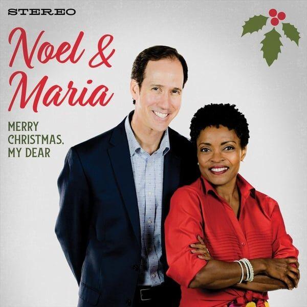 Cover art for Merry Christmas, My Dear