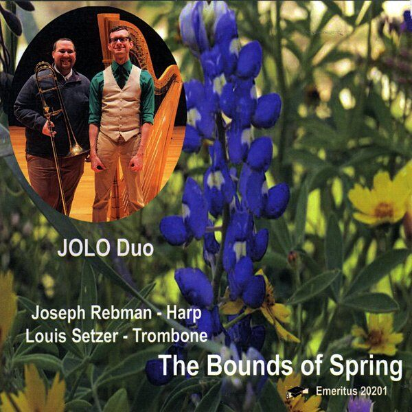 Cover art for The Bounds of Spring