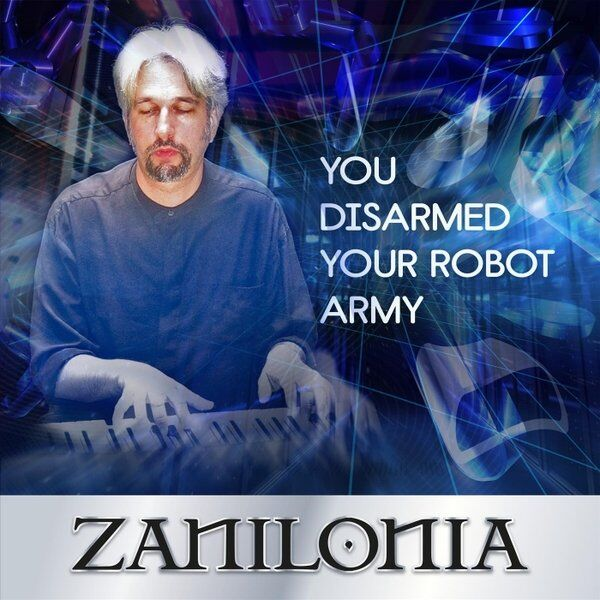 Cover art for You Disarmed Your Robot Army