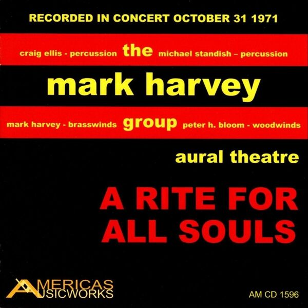 Cover art for A Rite for All Souls (Live)