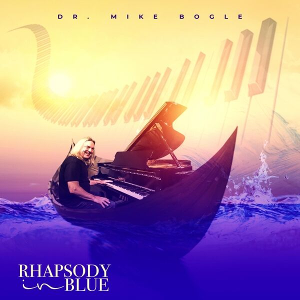 Cover art for Rhapsody in Blue