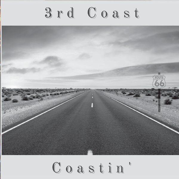 Cover art for Coastin'