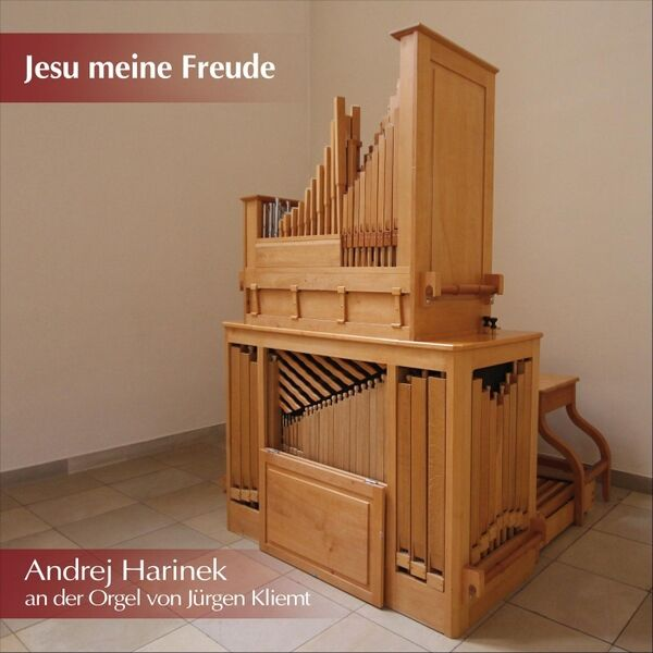 Cover art for Jesu meine Freude