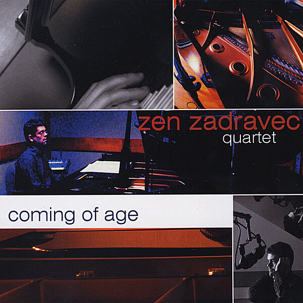 Cover art for Coming Of Age