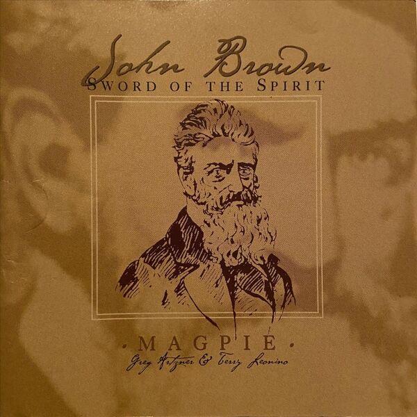 Cover art for John Brown - Sword of the Spirit
