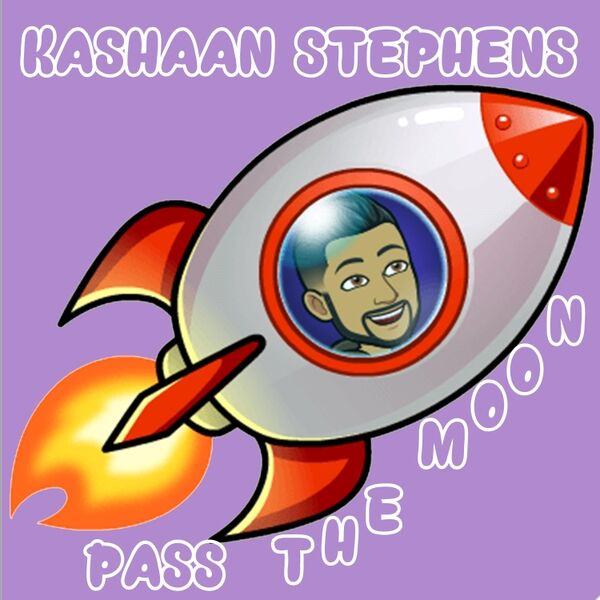 Cover art for Pass the Moon