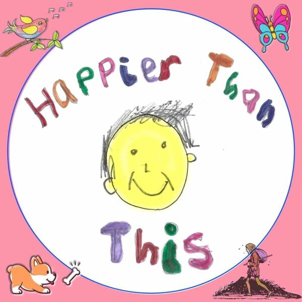 Cover art for Happier Than This