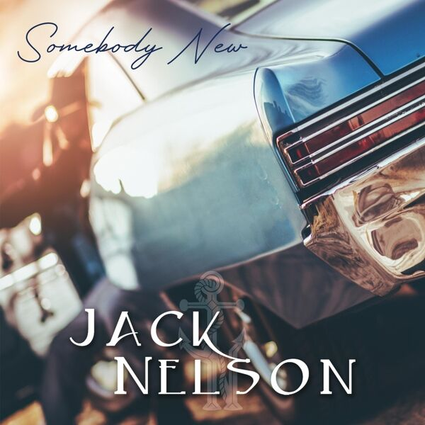 Cover art for Somebody New