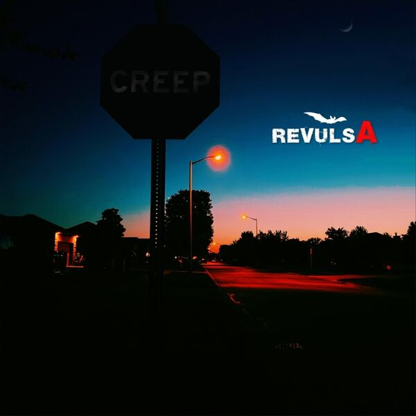 Cover art for Creep