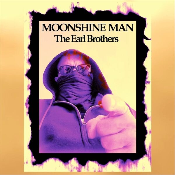 Cover art for Moonshine Man