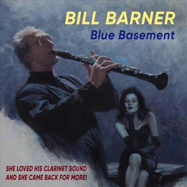 Cover art for Blue Basement