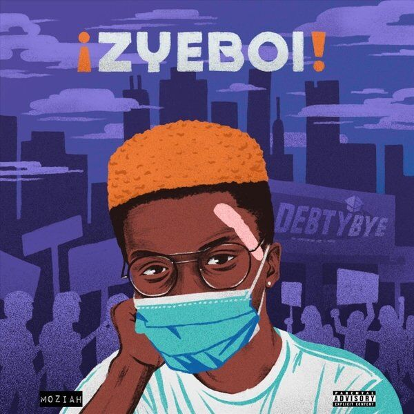 Cover art for Zyeboi