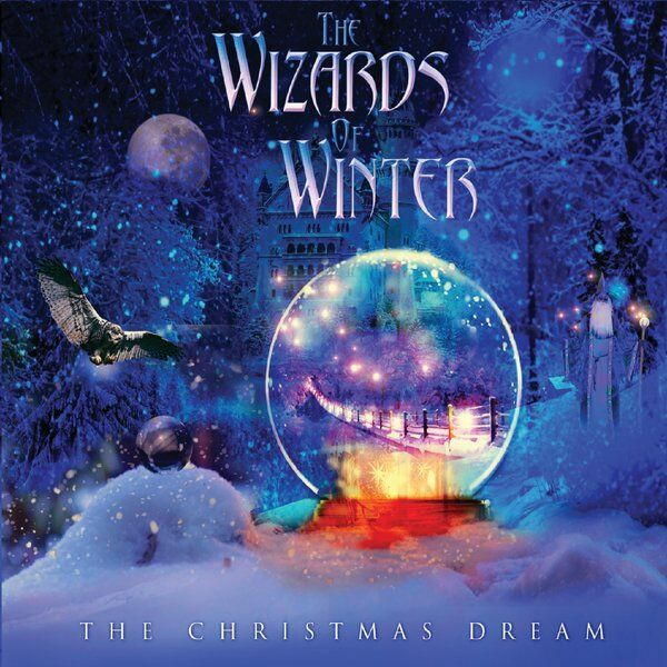 Cover art for The Christmas Dream