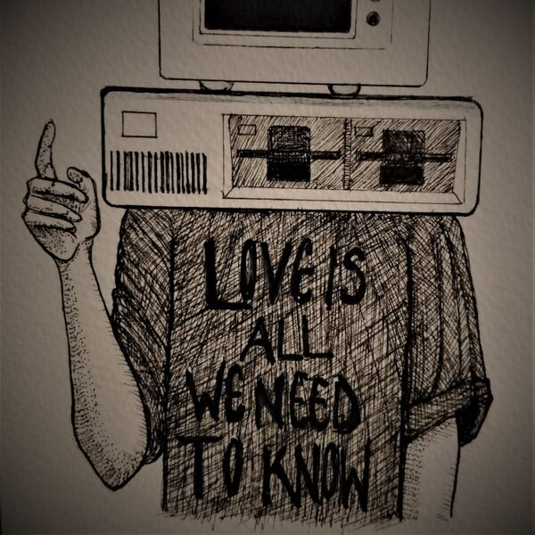 Cover art for All We Need to Know