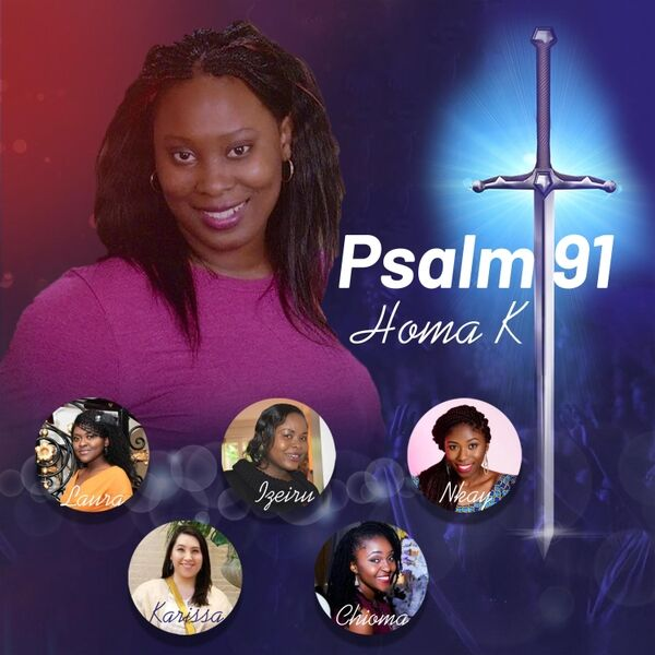Cover art for Psalm 91