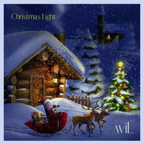 Cover art for Christmas Light