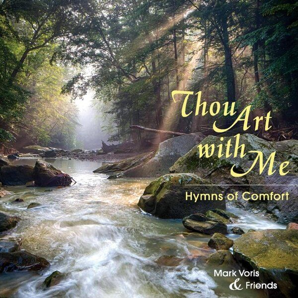 Cover art for Thou Art with Me